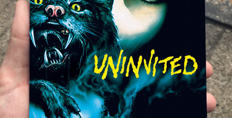 Uninvited Ltd. Ed. Slipcover Dvd/Blu-Ray