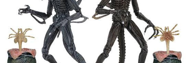 ALIENS ULTIMATE ALIENS WARRIOR 7IN SCALE ACTION FIGURE
