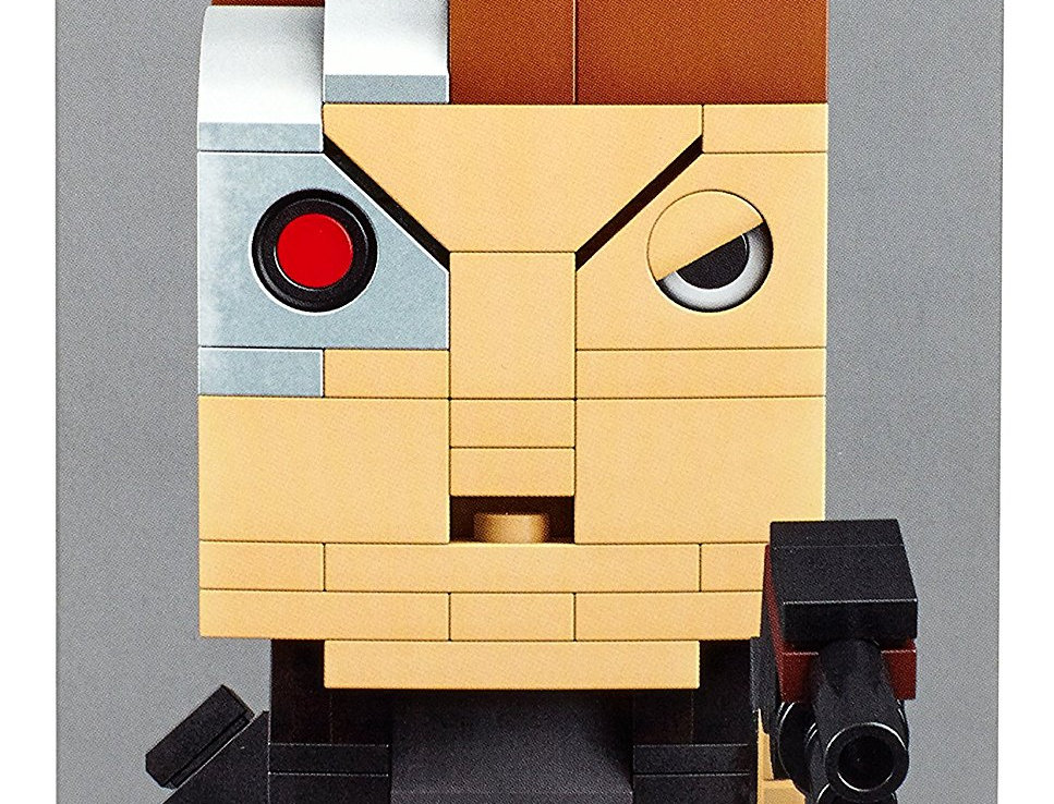 Kubros Terminator Genisys T-800 Guardian Figure