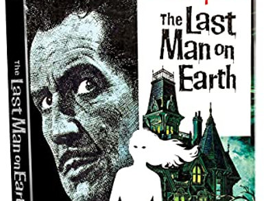 Last Man on Earth (Kino) (Blu-Ray)