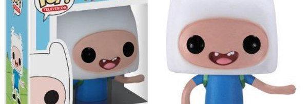 Funko Pop Adventure Time Finn #32 Vinyl Action Figure Collectible Toy