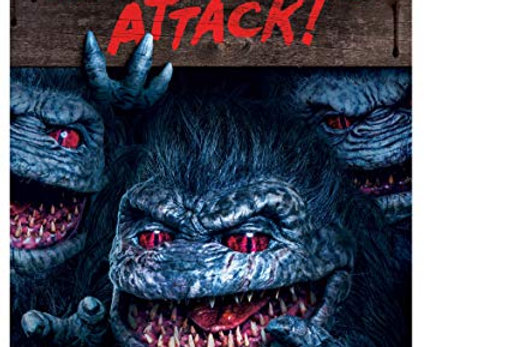 Critters Attack! (Dvd)