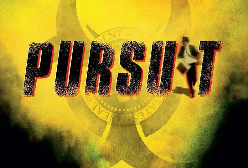 Pursuit (Kino) (Blu-Ray)