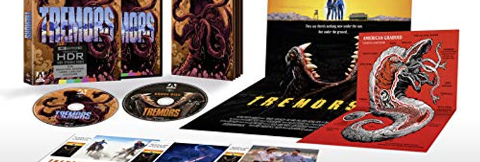 Tremors (4K ULTRA HD BLU-RAY SPECIAL EDITION)