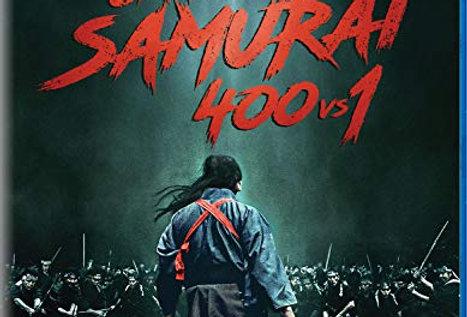 Crazy Samurai: 400 vs 1 (AKA Crazy Samurai Musashi) (Well Go) (Blu-Ra