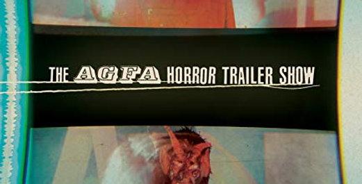 AGFA Horror Trailer Show (AGFA) (Blu-Ray All Region)