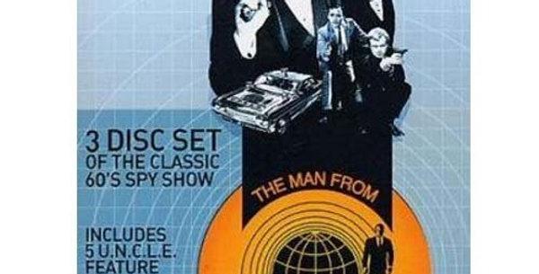 The Man from U.N.C.L.E.(U.K. Import] (3 DVD set)