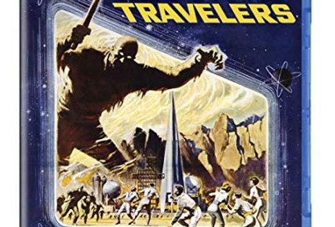 The Time Travelers (Kino) (Blu-Ray)