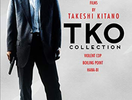Tko Collection - 3 Films by Takeshi Kitano (Dvd)