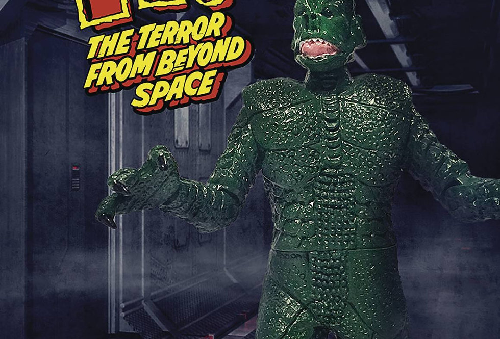 IT TERROR FROM BEYOND SPACE GREEN 3-3/4IN RETRO AF