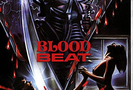 Blood Beat (WITH SLIPCASE!!!) LTD ED Dvd/Blu-Ray