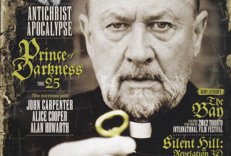 Rue Morgue #128 Prince Of Darkness/Toronto International Film Fest/Silent Hill