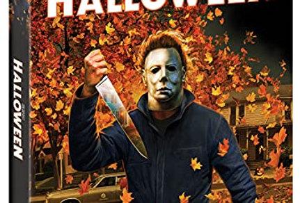 Halloween (Scream Factory) (4k UHD / Blu-Ray)