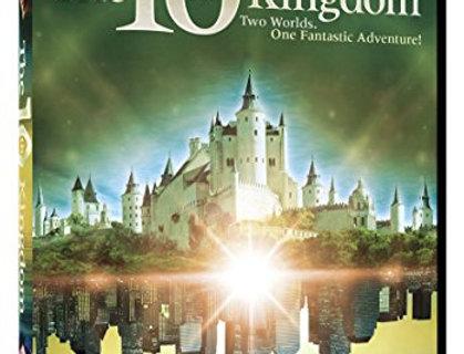 10th KINGDOM (Dvd)