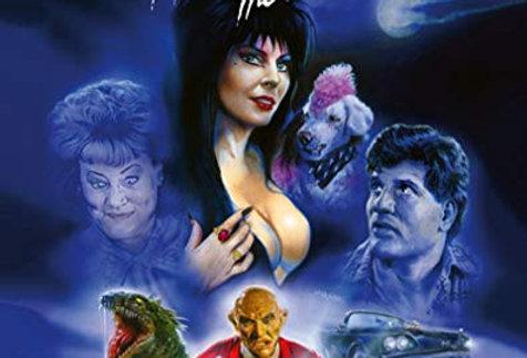 LE Steelbook Elvira: Mistress of the Dark (Arrow US) (Blu-Ray)