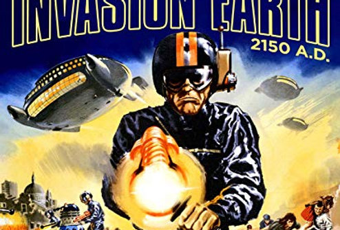 Dr Who – Daleks' Invasion Earth 2150 AD (Kino) (Blu-Ray)