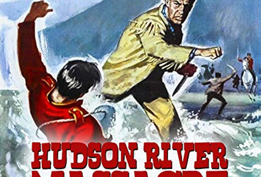 Hudson River Massacre (MVD) (Blu-Ray)