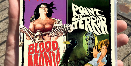 Blood Mania / Point of Terror [limited edition - 3000 UNIT