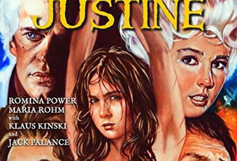 Marquis De Sade's Justine 3 Disc Limited Ed.