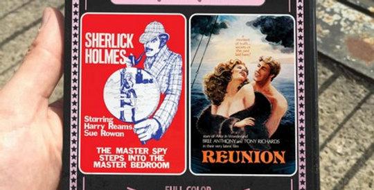 Sherlick Holmes / Reunion