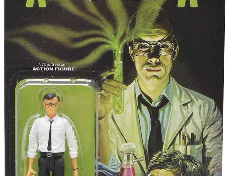 REANIMATOR HERBERT WEST 3-3/4IN RETRO AF