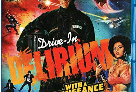 Drive-In Delirium: With a Vengeance [Australian Import) (Umbrella Ent)