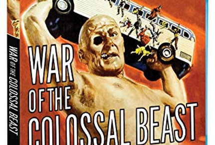 War of the Colossal Beast (Shout) (Blu-Ray)
