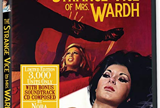 Strange Vice of Mrs Wardh (2 Disc LE Severin) (Blu-Ray All R (SEVERIN) (BLU-RAY)