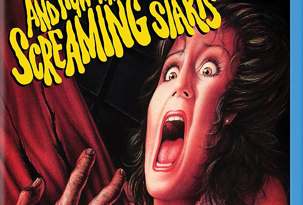Now the Screaming Starts [Blu-ray] [Import]And