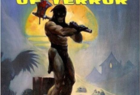 Bloke's Terrible Tomb Of Terror #1 Paperback