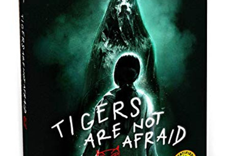 Tigers Are Not Afraid (Steelbook Blu-Ray)