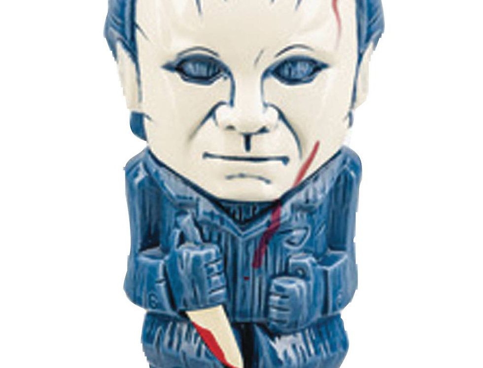 HALLOWEEN MICHAEL MYERS CERAMIC MUG