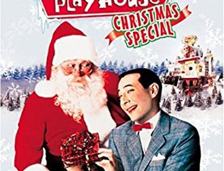 Pee Wee's Playhouse Christams Special
