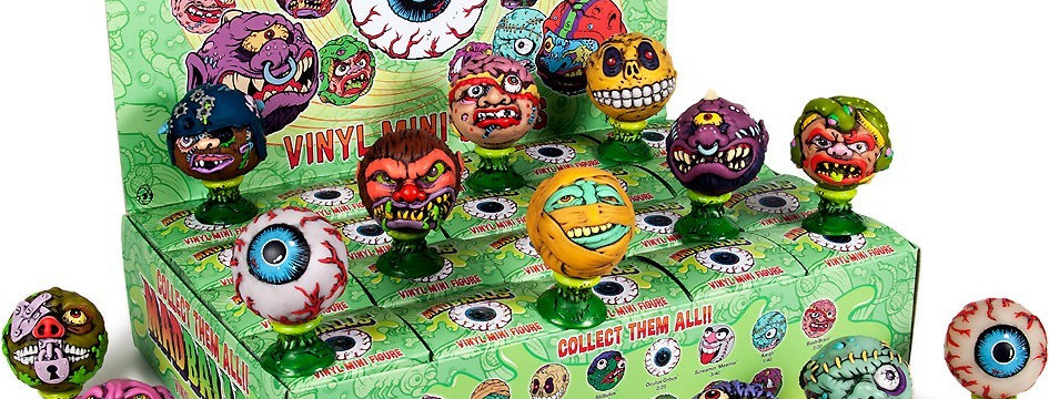 MADBALLS - Price is for 1 mystery mini.