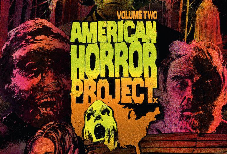 American Horror Project Vol 2 (Arrow US)