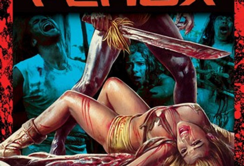 Cannibal Ferox 3 disc special edition