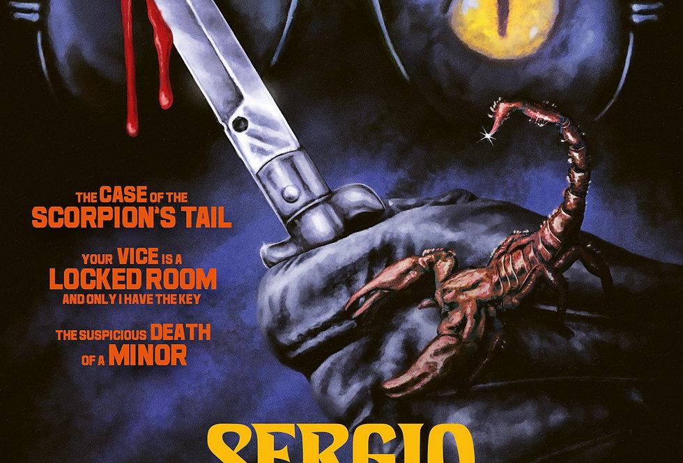 Sergio Martino Collection (Arrow US) (Blu-Ray)
