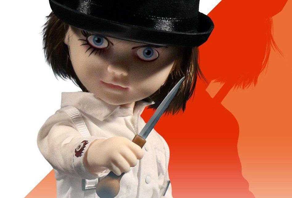Living Dead Dolls presents Alex (Clockwork Orange)
