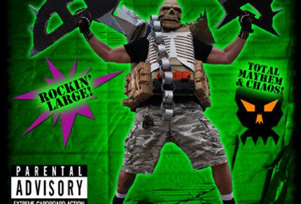 Skull Man's Box Wars Vol.1