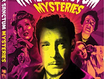 Inner Sanctum Mysteries-Franchise Collection (Mill Street) (Blu-Ray)