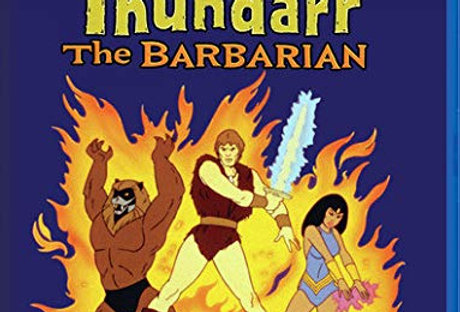 Thundarr the Barbarian: The Complete Series (Warner Archive) (Blu-Ray)