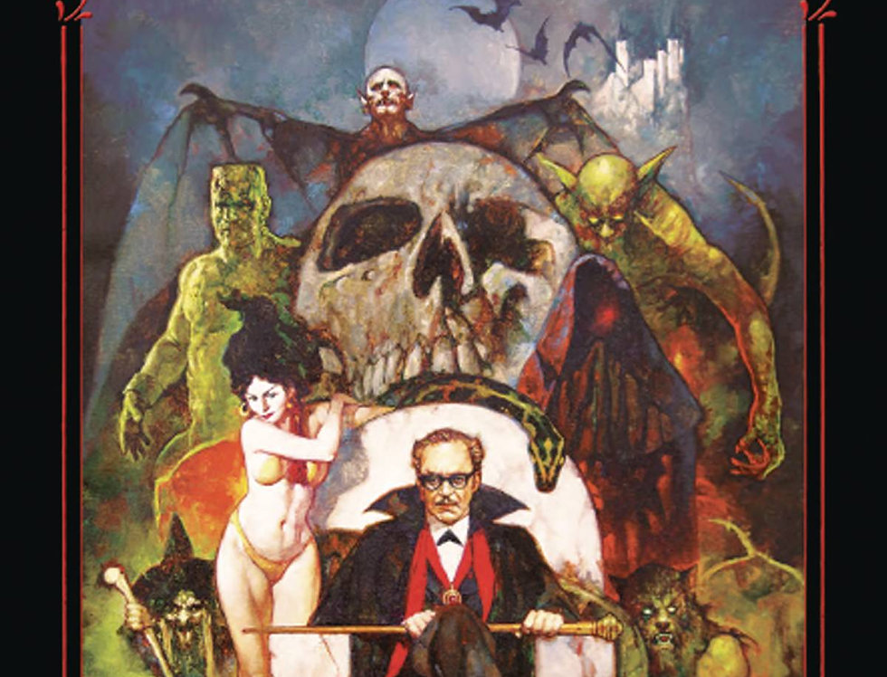 Famous Monsters Presents TALES FROM THE ACKER-MANSION