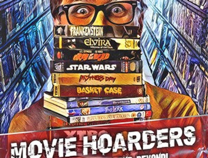Movie Hoarders: VHS to DVD and Beyond (Filmlandia) (Dvd)