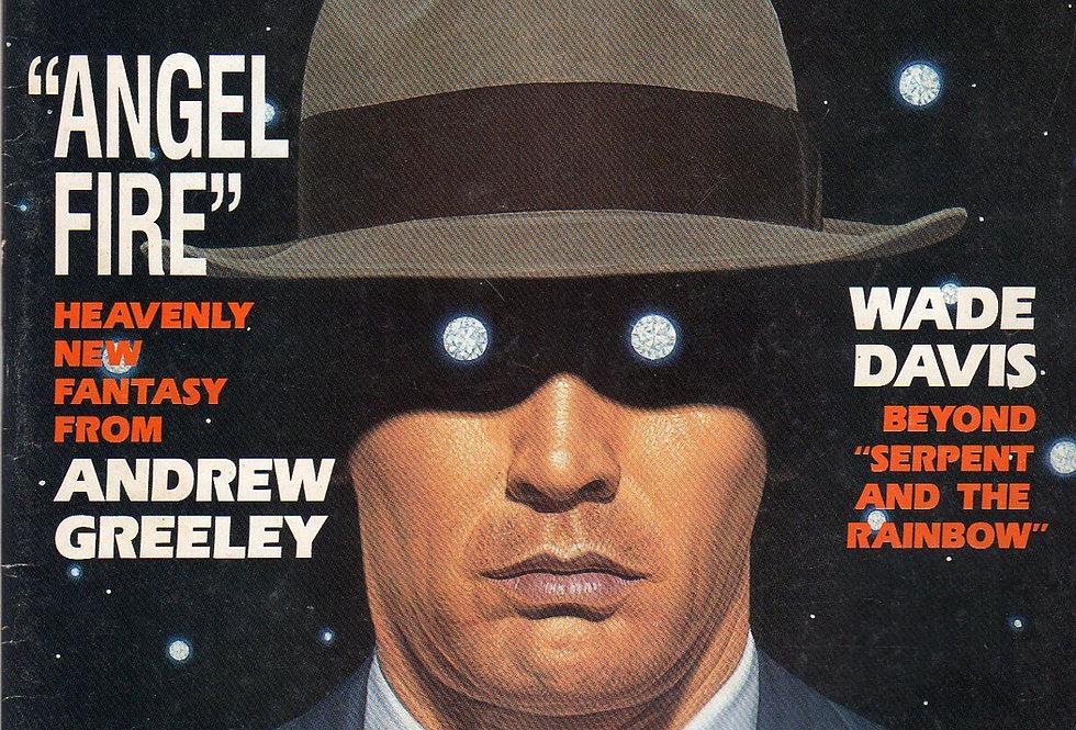 Twilight Zone Magazine August 1988 Vol 8 No 3