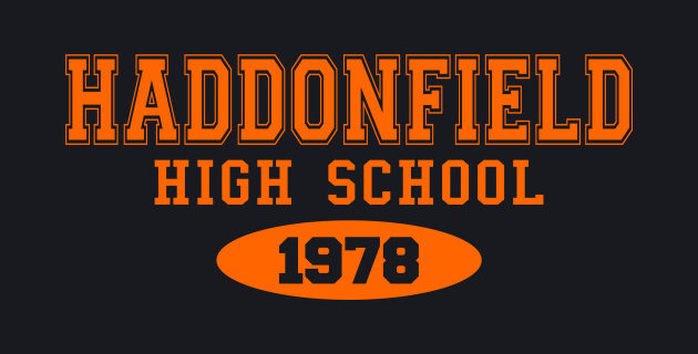 Haddonfield High School (XL)