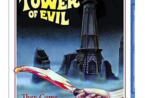 Tower of Evil (1972) (Scorpion) [BluRay)