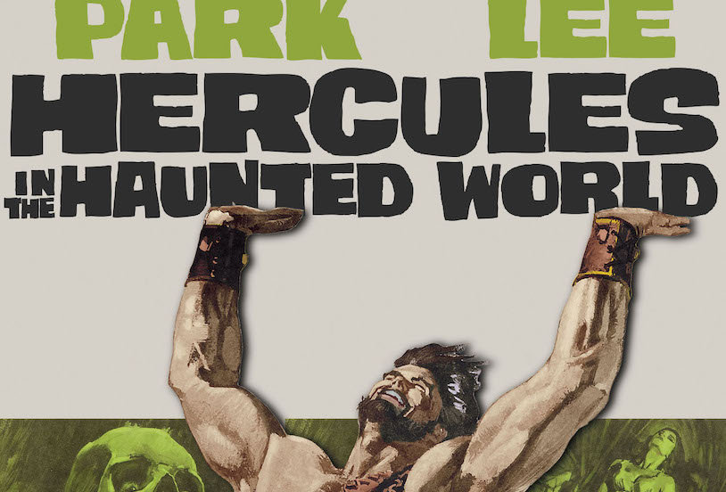Hercules in the Haunted World (Kino)
