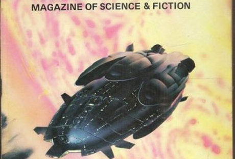 Galileo Magazine of Science and Fiction #16 1980
