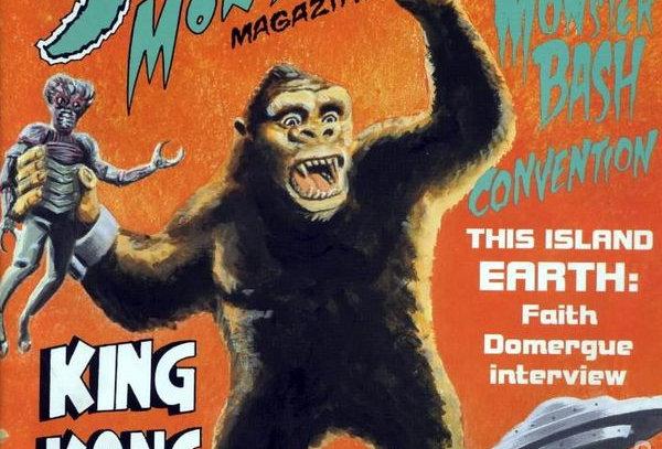 SCARY MONSTERS #25; King Kong, This Island Earth, Monster Bash