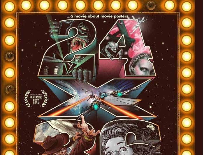 24 x 36: A Movie about Movie Posters (DVD)